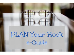 Build a publishing plan that  will connect you to your publishing goal.